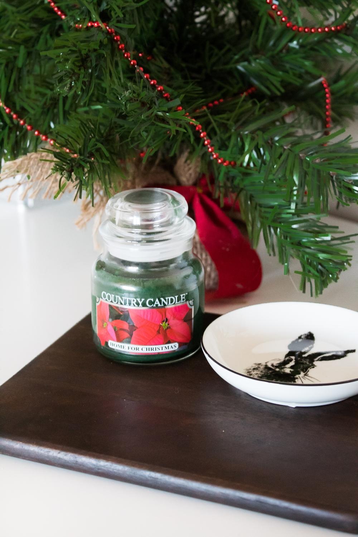 Zapach miesiąca   Country Candle, Home for Christmas