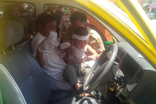 Innalillahi, Mau Berangkat Kondangan, Satu Keluarga Ini Malah Diberondong Peluru Oleh Polisi