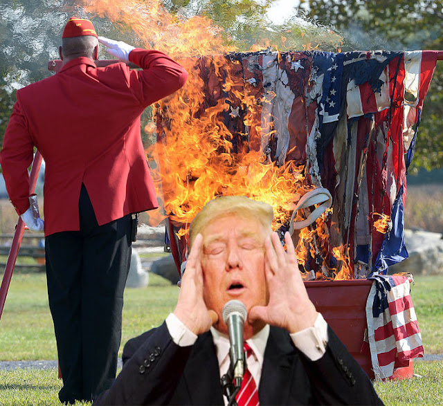trump-american-legion-flag-burning