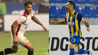 Universitario de Deportes vs Deportivo Capiatá en Copa Libertadores 2017