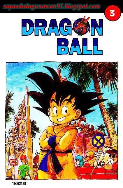 Ebook Komik Dragon Ball Z