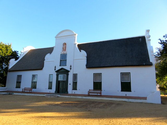 Groot Constantia - Cape Town