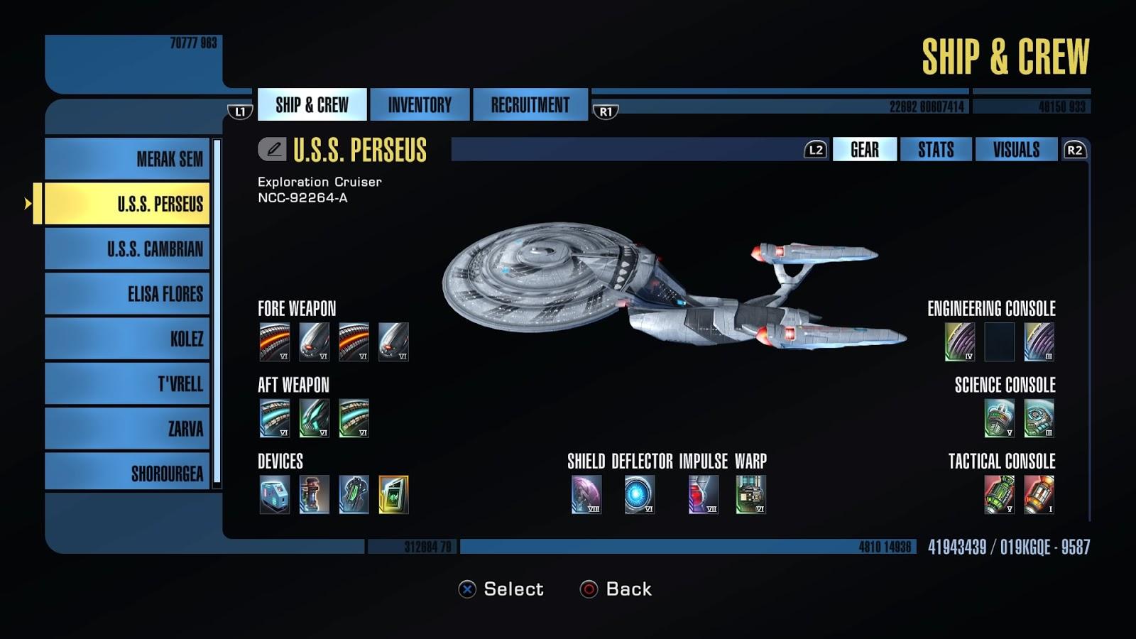 Mundos Hipotéticos: [Videojuegos] Star Trek Online: Potencial ...
