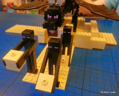 LEGO Minecraft set 21117 - The Endermen