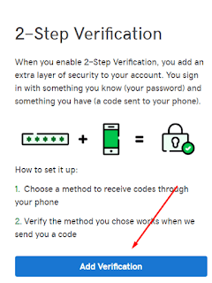 enable Two Step Verification in Godaddy Account in hindi