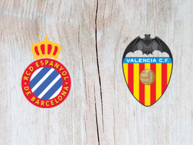 Espanyol vs Valencia - Highlights - 26 August 2018