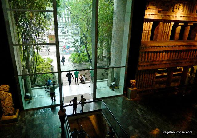 Museu Nacional de Antropologia - Cidade do México
