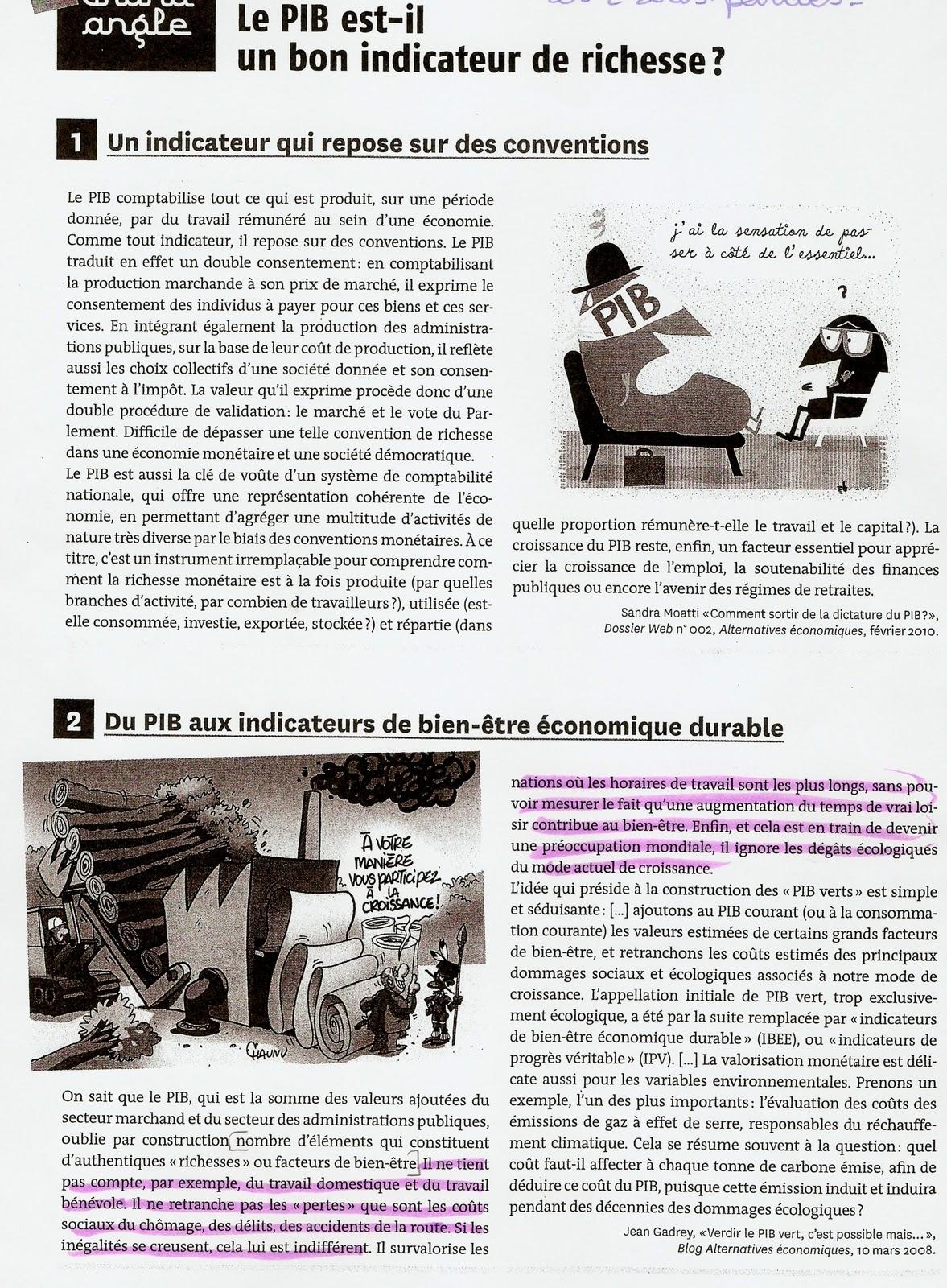 Econdorcet Correction Du Dm D Eco