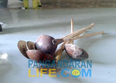 sinduk batok kelapa