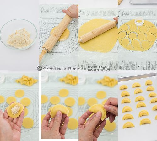 How To Make Baked Peanut Dumplings02