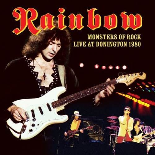 "RAINBOW: ""Monsters Of Rock - Live At Donington 1980"", τον Απρίλιο σε DVD/CD"