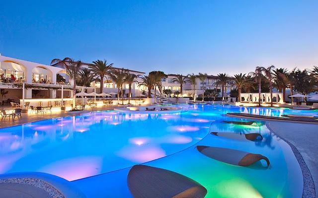 Το 8% των Ελληνικών ξενοδοχειακών μονάδων ανήκουν σε αλυσίδες
