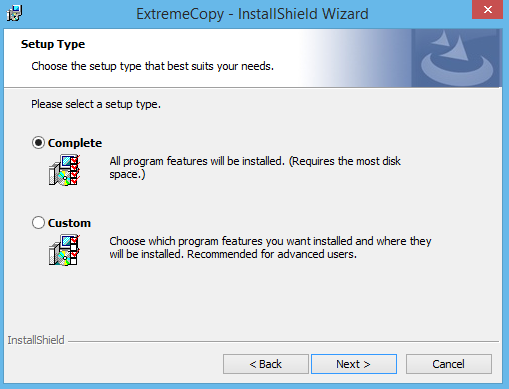 Cara Install ExtremeCopy Professional Edition 5