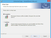 Cara Install ExtremeCopy Professional Edition