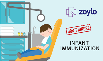 Infant Immunization | Online Baby Care Tips | Online Wellness Tips