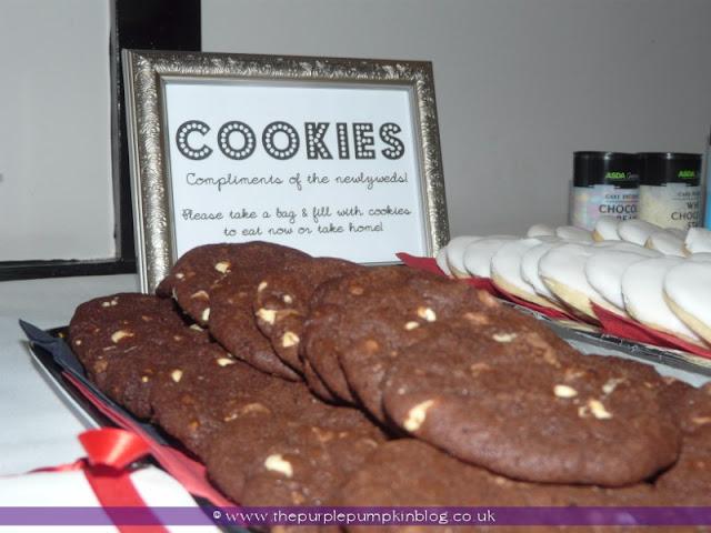 Triple Choc Cookies | The Purple Pumpkin Blog