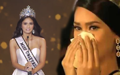 Pia Wurtzbach farewell speech