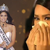 VIDEO : Emotional Pia Wurtzbach's Farewell Speech Goes Viral