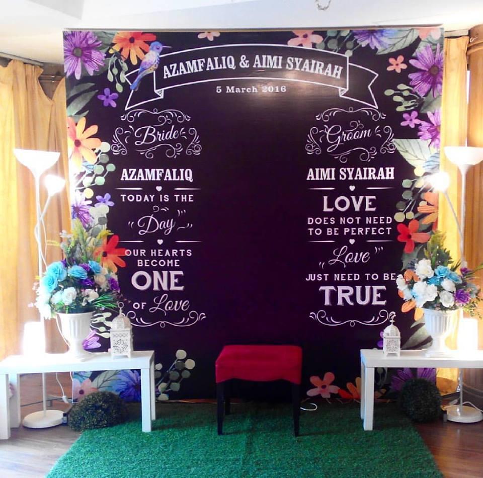 Contoh Banner Photo Booth Pernikahan Brad Erva Doce Info