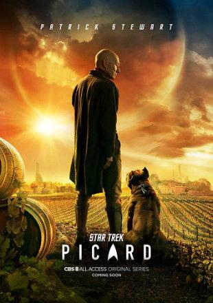 Star Trek: Picard 2020 HDRip 720p Dual Audio In Hindi English