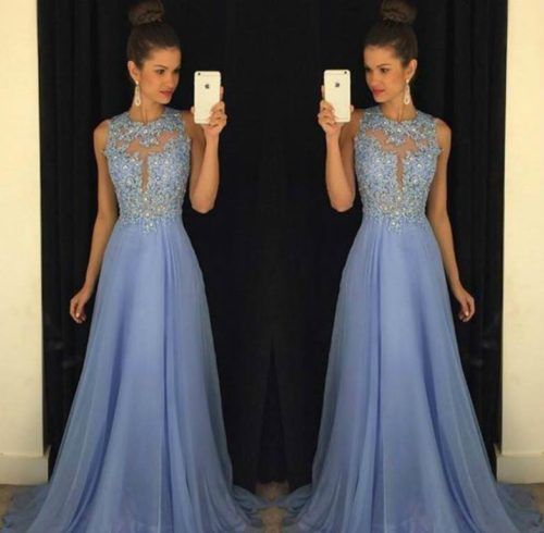 vestidos de formatura