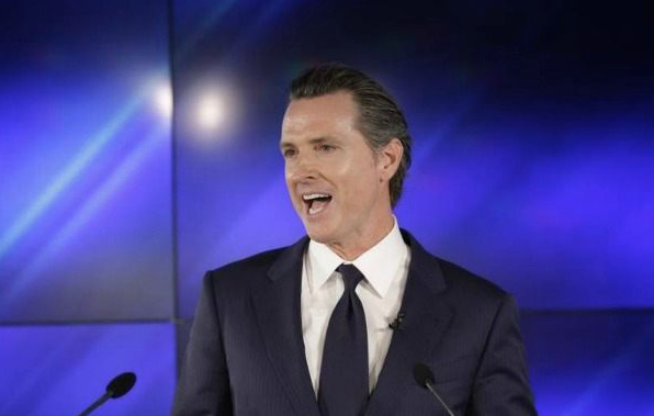 California Gubernatorial Candidate Gavin Newsom All-In for Single-Payer Healthcare as Governor Lead Evaporates