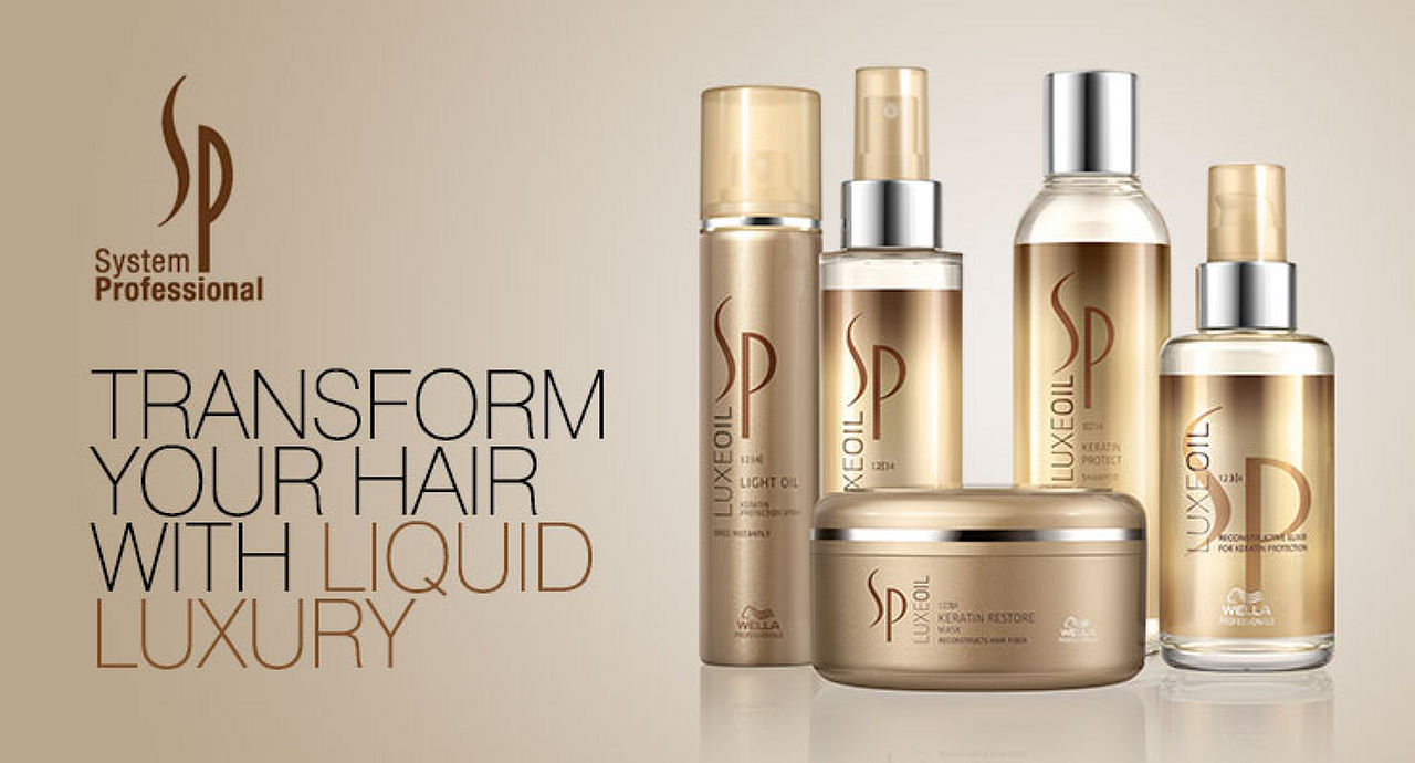 SP System Professional Luxe Oil