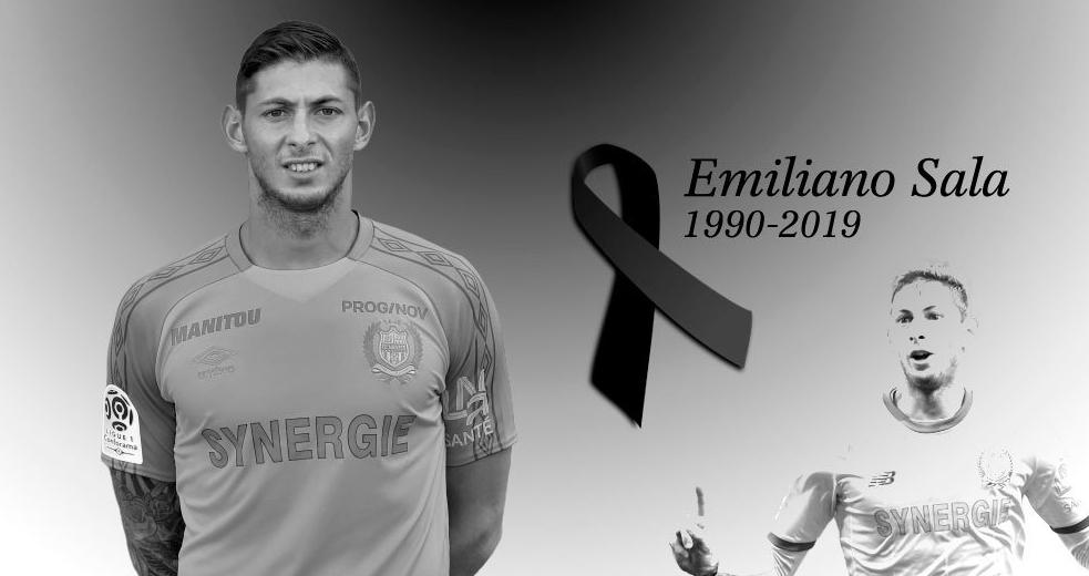 Emiliano Sala è morto, identificato il corpo recuperato dall'aereo caduto nella Manica.