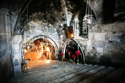 Ο Τάφος της Παναγίας  στην Γεσθημανή  της Σοφίας Ντρέκου