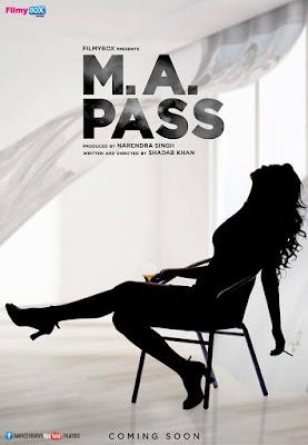 M.A. Pass (2016) - Official Poster