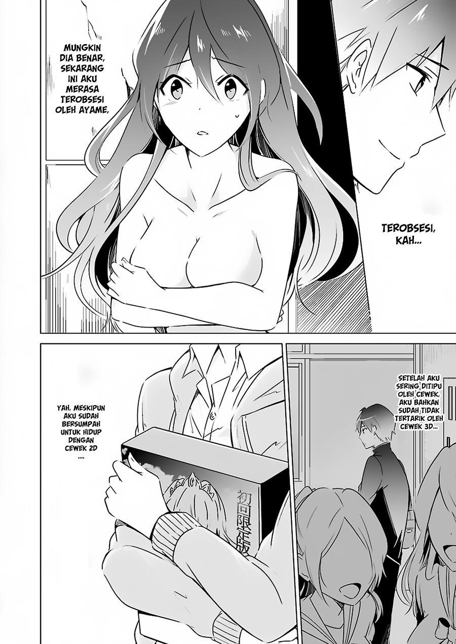 Manga Chuuko Demo Koi Ga Shitai Chapter 19 Bahasa Indonesia