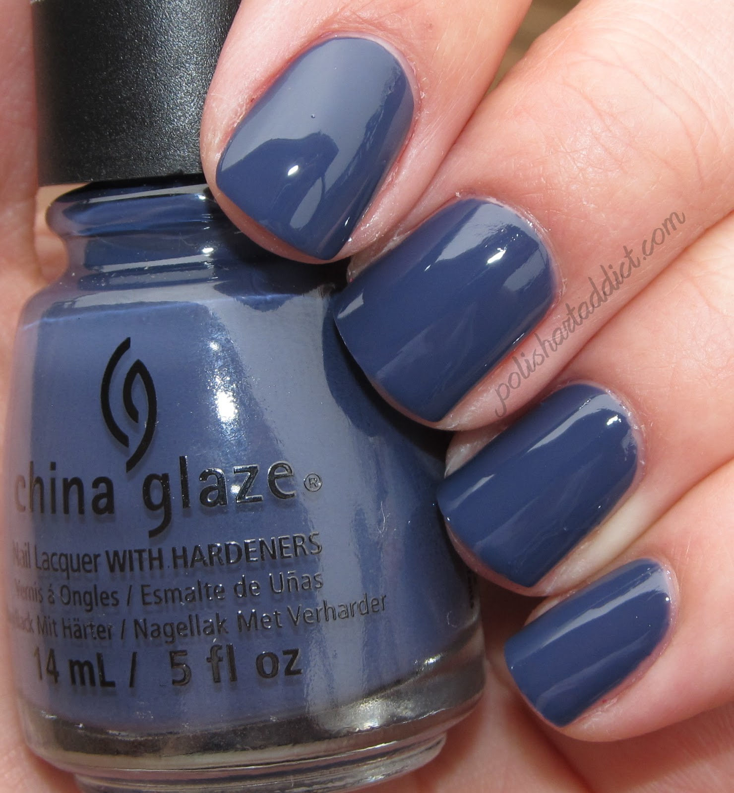 China Glaze - History of the World - The Giver Collection