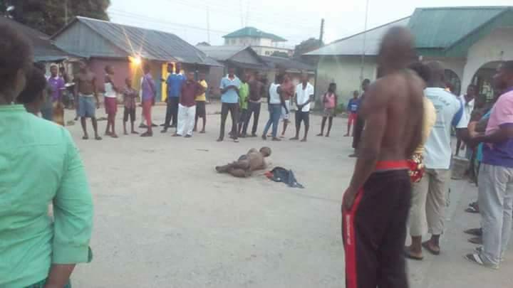 Lifeless culprit in Bayelsa