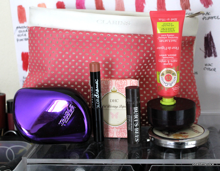 one little vice beauty blog: essential beauty and makeup products