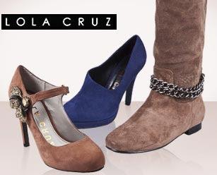oferta zapatos lola cruz