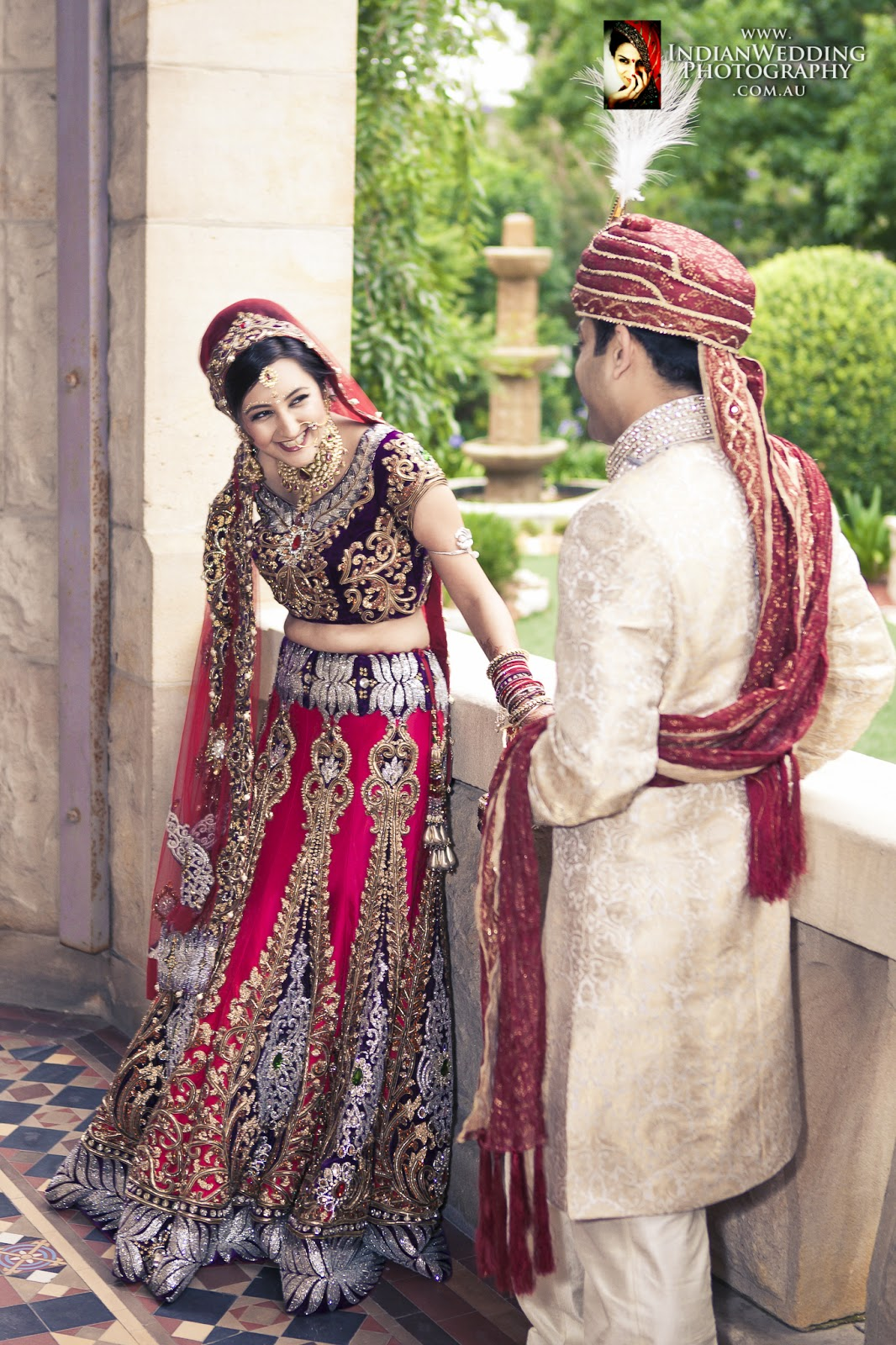 Indian Hindu Wedding At Curzon Hall Sydney-5858