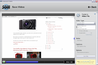 Online Screen Capture Tool - Multiple Video Formats