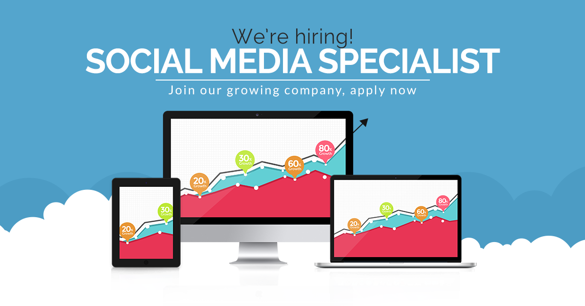 freelancer social media specialist