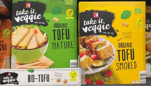 Bio Tofu, Kaufland