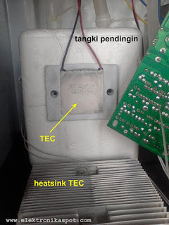 thermo electric cooling