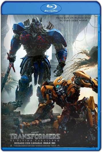 Transformers 5 El último caballero (2017) HD 1080p y 720p