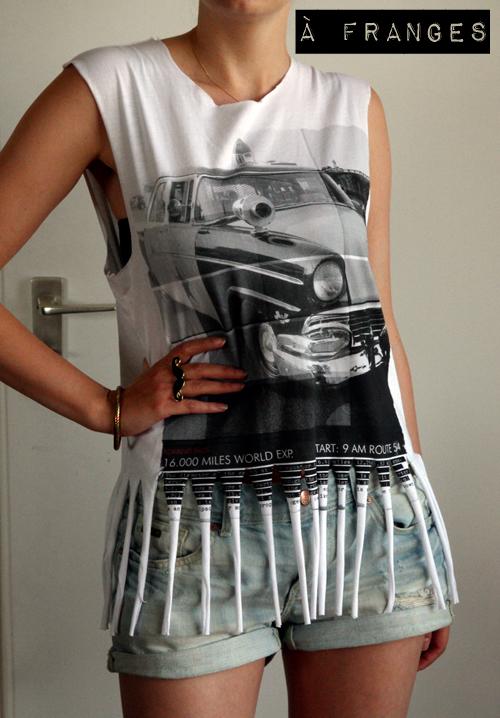 diy sp cial customise tes tee shirts la faute. Black Bedroom Furniture Sets. Home Design Ideas