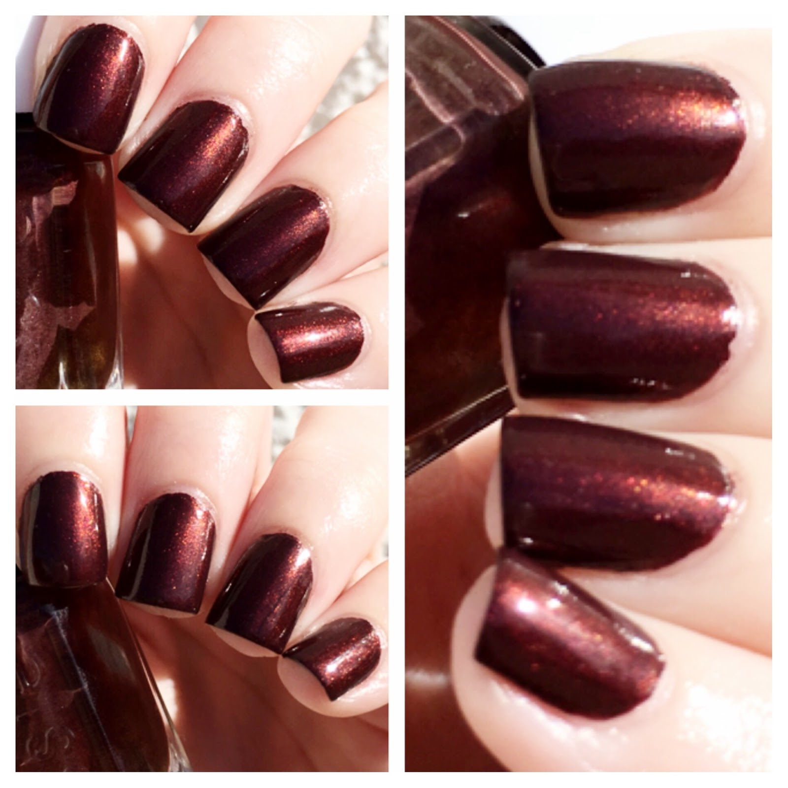 cat eyes & skinny jeans: NOTD: Essie Winter Nail Polish Collection ...