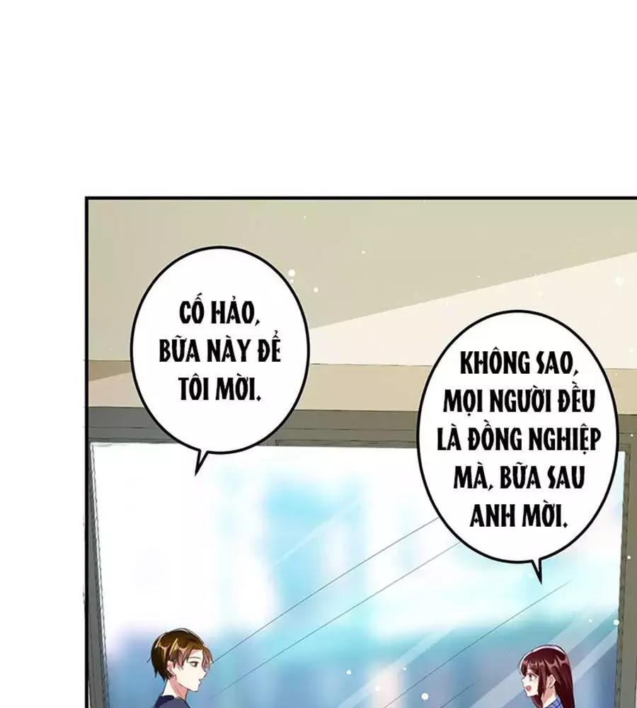 Thiên Tài Khốc Bảo: Tổng Tài Sủng Thê Quá Cường Hãn chap 30 - Trang 3