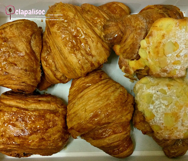 Croissants from Wildflour