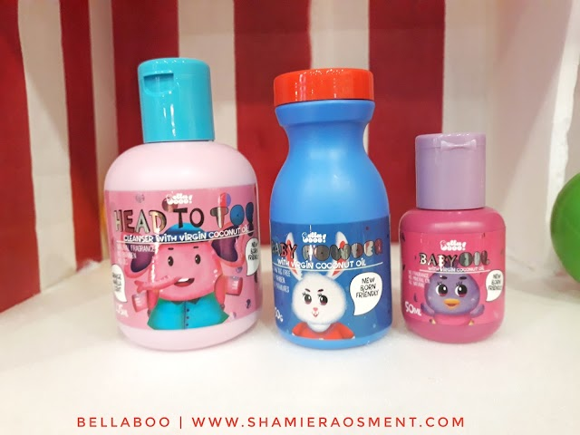 Bella Booo Baby Care Range from Natural Ingredients