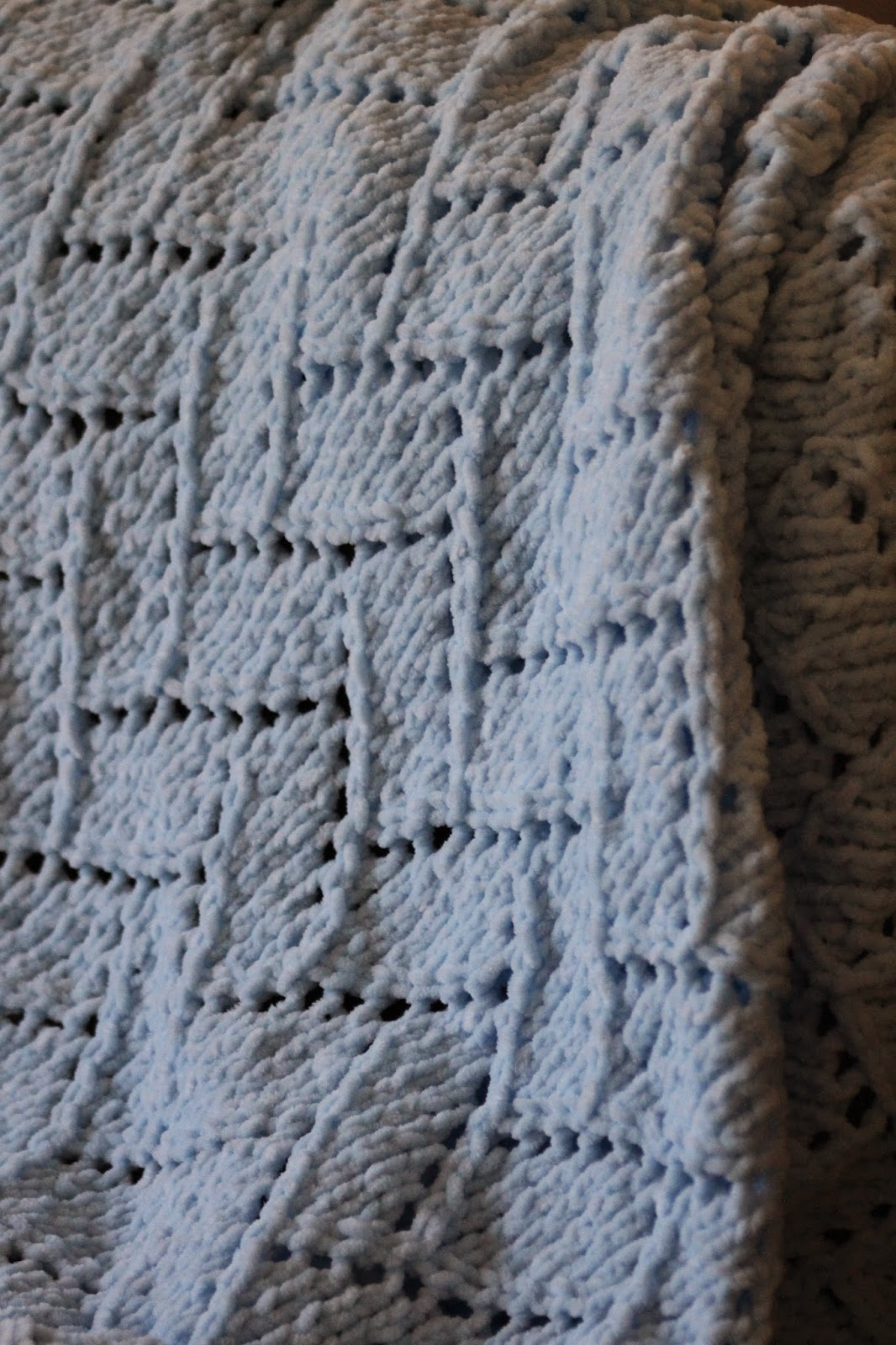 Balls to the walls knits bricklayers lace baby blanket bankloansurffo Images