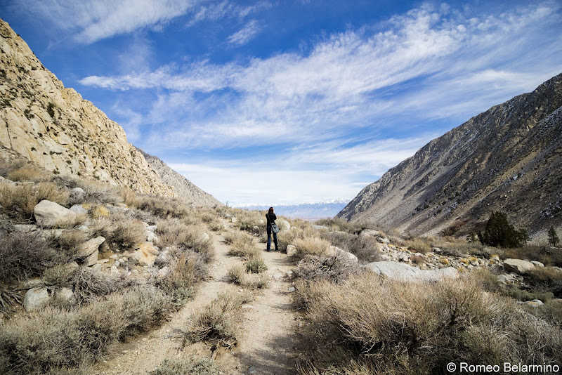 Pine Creek Crags Trail Things to Do in Bishop California