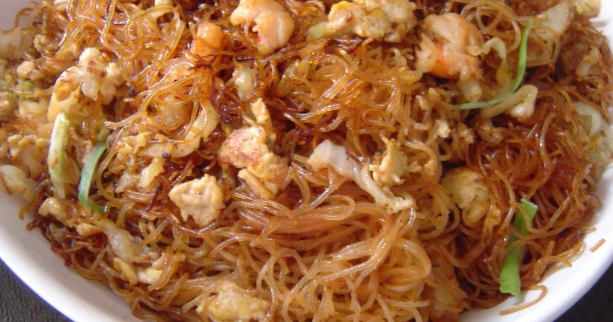 Bihun Goreng Seafood Sederhana | Resep Masakan Praktis Rumahan Indonesia Sederhana