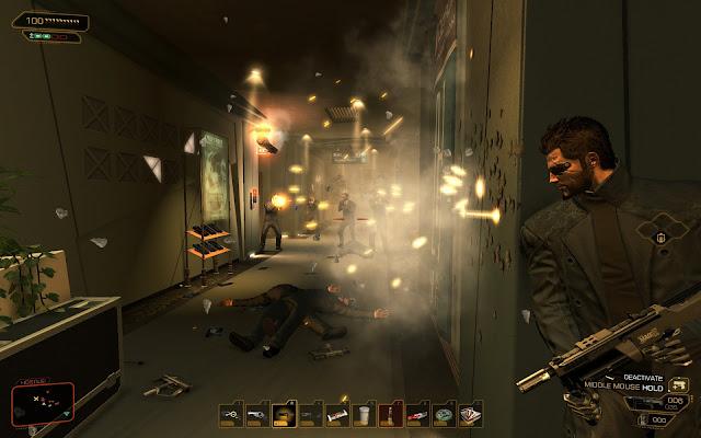 Deus Ex: Human Revolution - PC